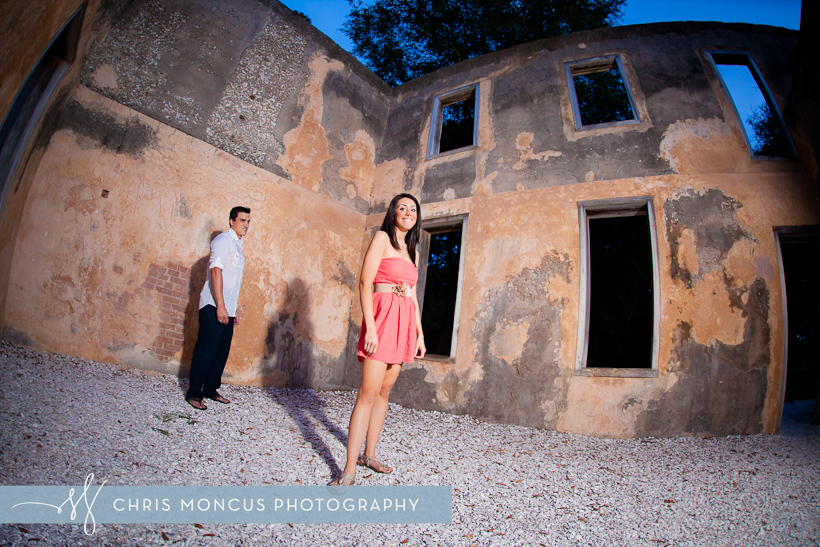 Courtney Balmforth + Matt Azurmendi Engagement Session on Jekyll Island (7)