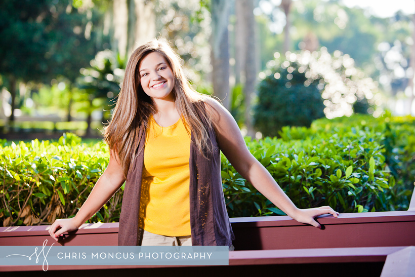 Jekyll Island Senior Portrait Session at Driftwood Beach and Historic District (3)