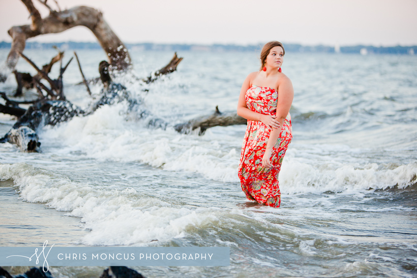 Jekyll Island Senior Portrait Session at Driftwood Beach and Historic District (12)