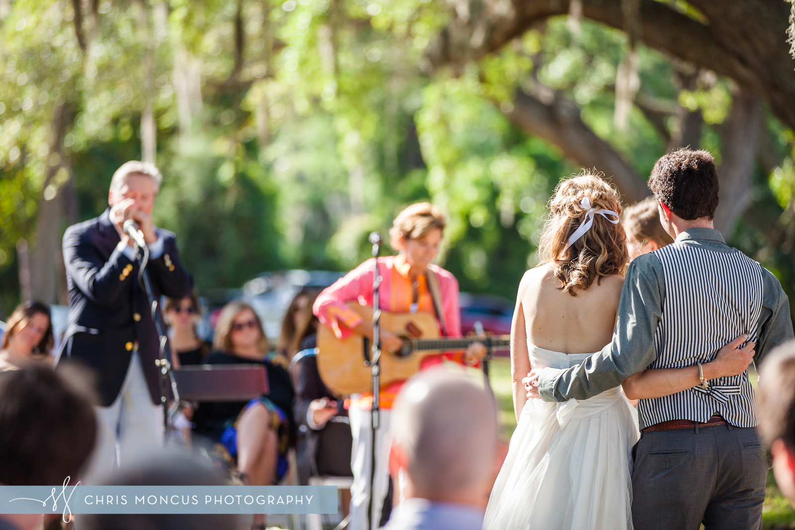 lance   rejane u2019s wildlife preserve wedding  part 1