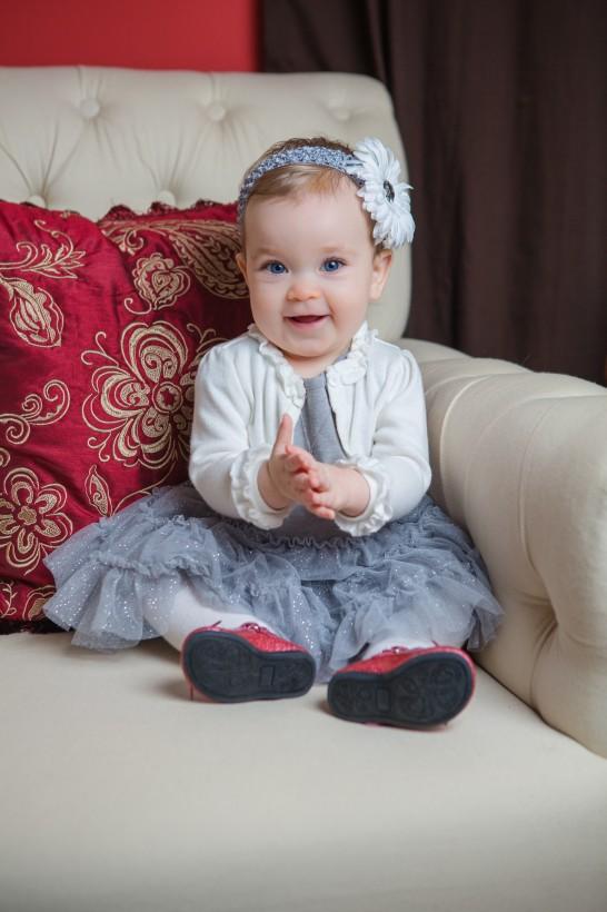 Eliana's Baby Dedication