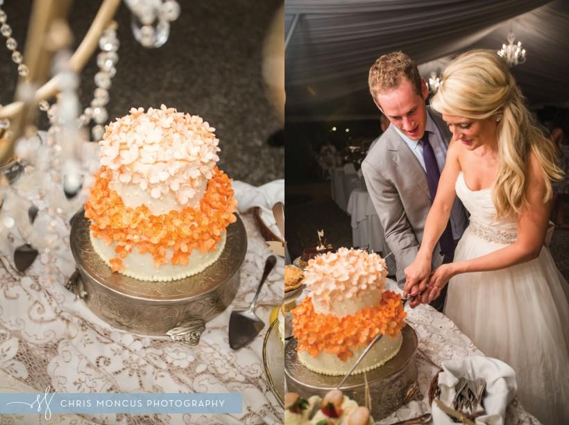 Wedding Cake Jekyll Island St Simons Island