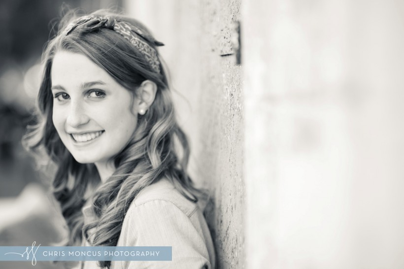 Golden Isles Senior Portraits