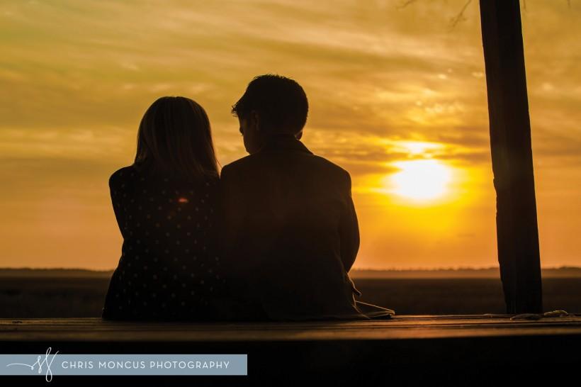 Sunset Richmond Hill Photographer