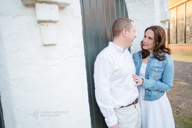 Smoke Stack Engagement Session
