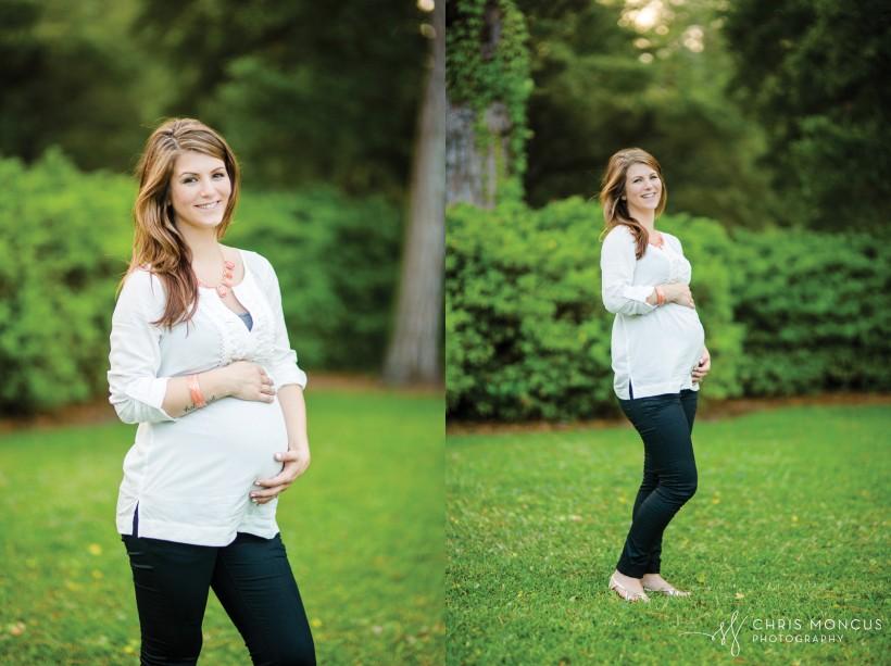 St Simons Island Maternity Photography