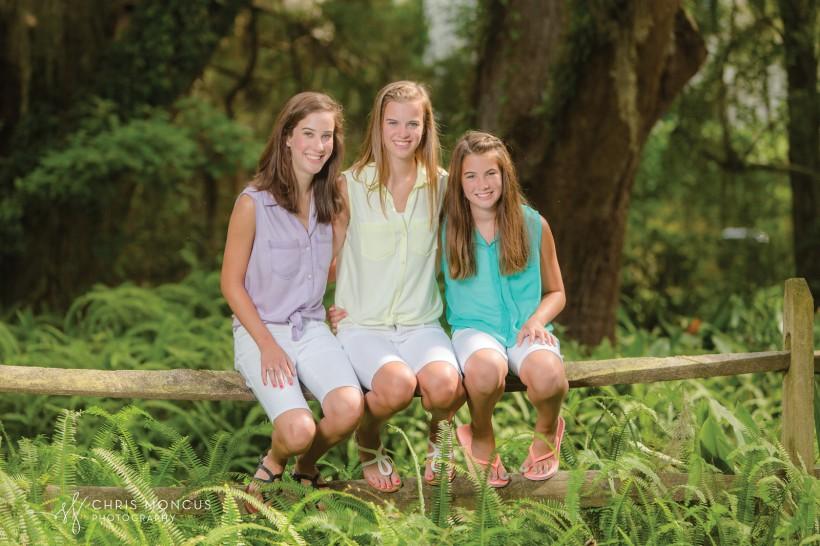 St Simons Island Family Portrait Photographer