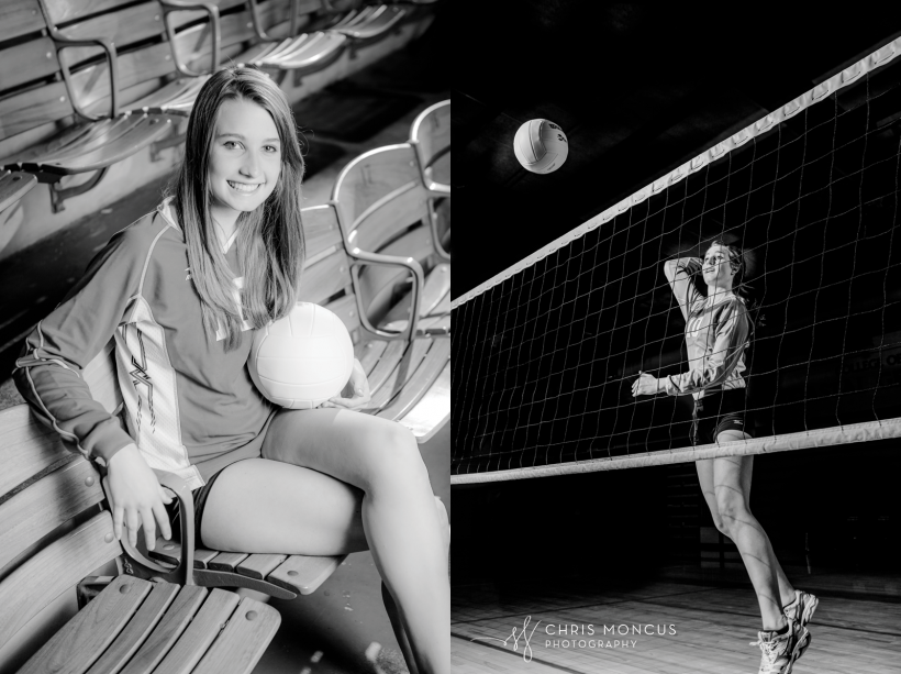 Southeast Volleyball Academy Senior Portraits
