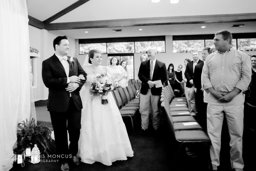 28 Christian Renewal Church Brunswick Wedding - Chris Moncus Photography - 416-5028