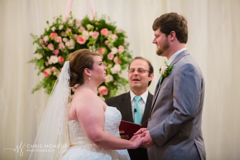 31 Christian Renewal Church Brunswick Wedding - Chris Moncus Photography - 470-2431