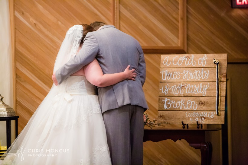 32 Christian Renewal Church Brunswick Wedding - Chris Moncus Photography - 494-2499