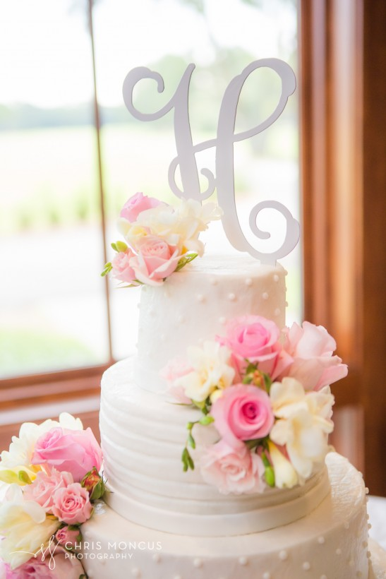 43 Betty Zeigler Cakes Wedding - Chris Moncus Photography - 722-5307