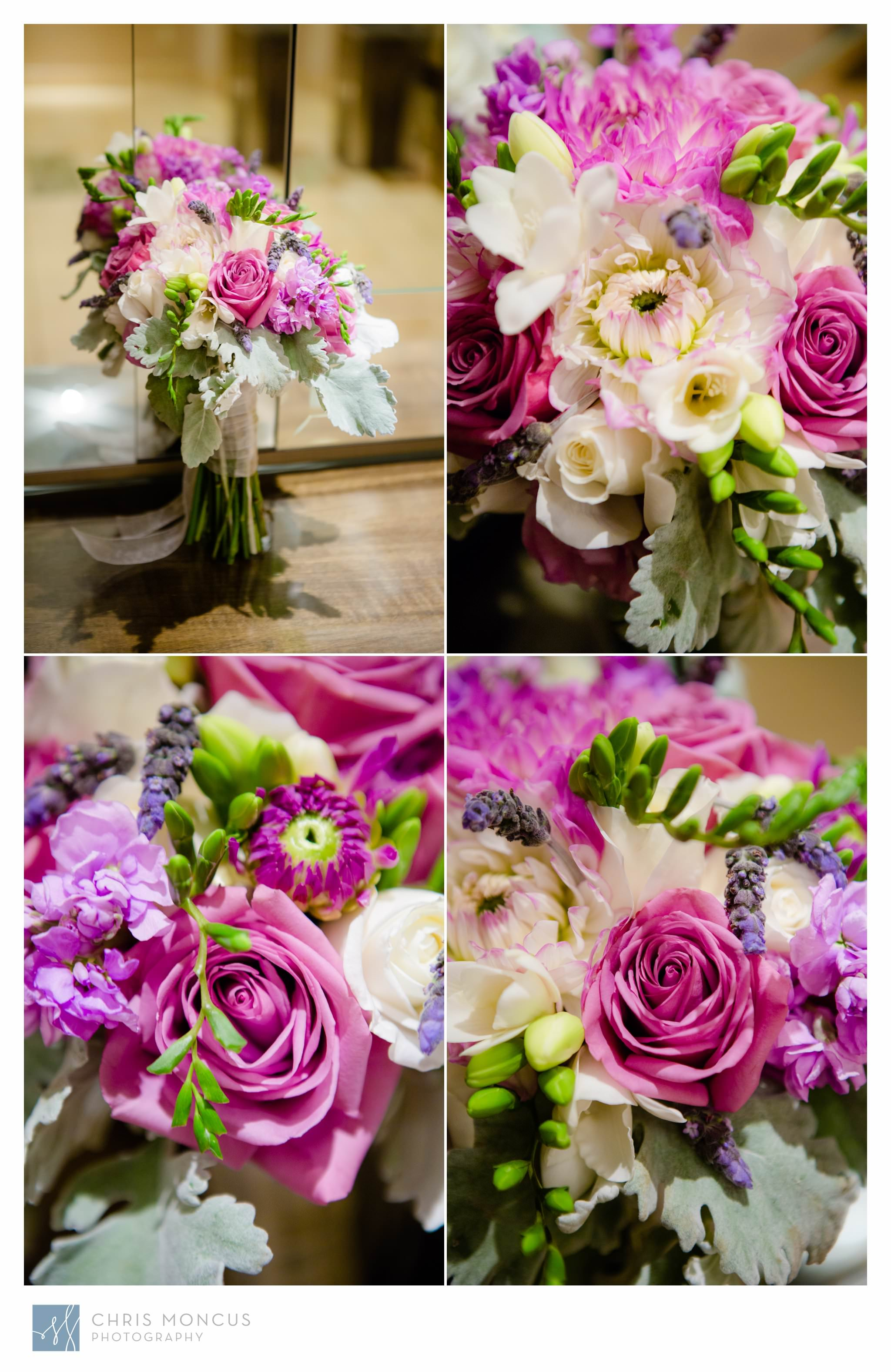Wedding Bouquet in Aliante Casino Lobby Las Vegas
