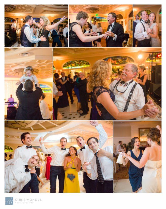 King and Prince Hotel Wedding Reception  St Simons Island