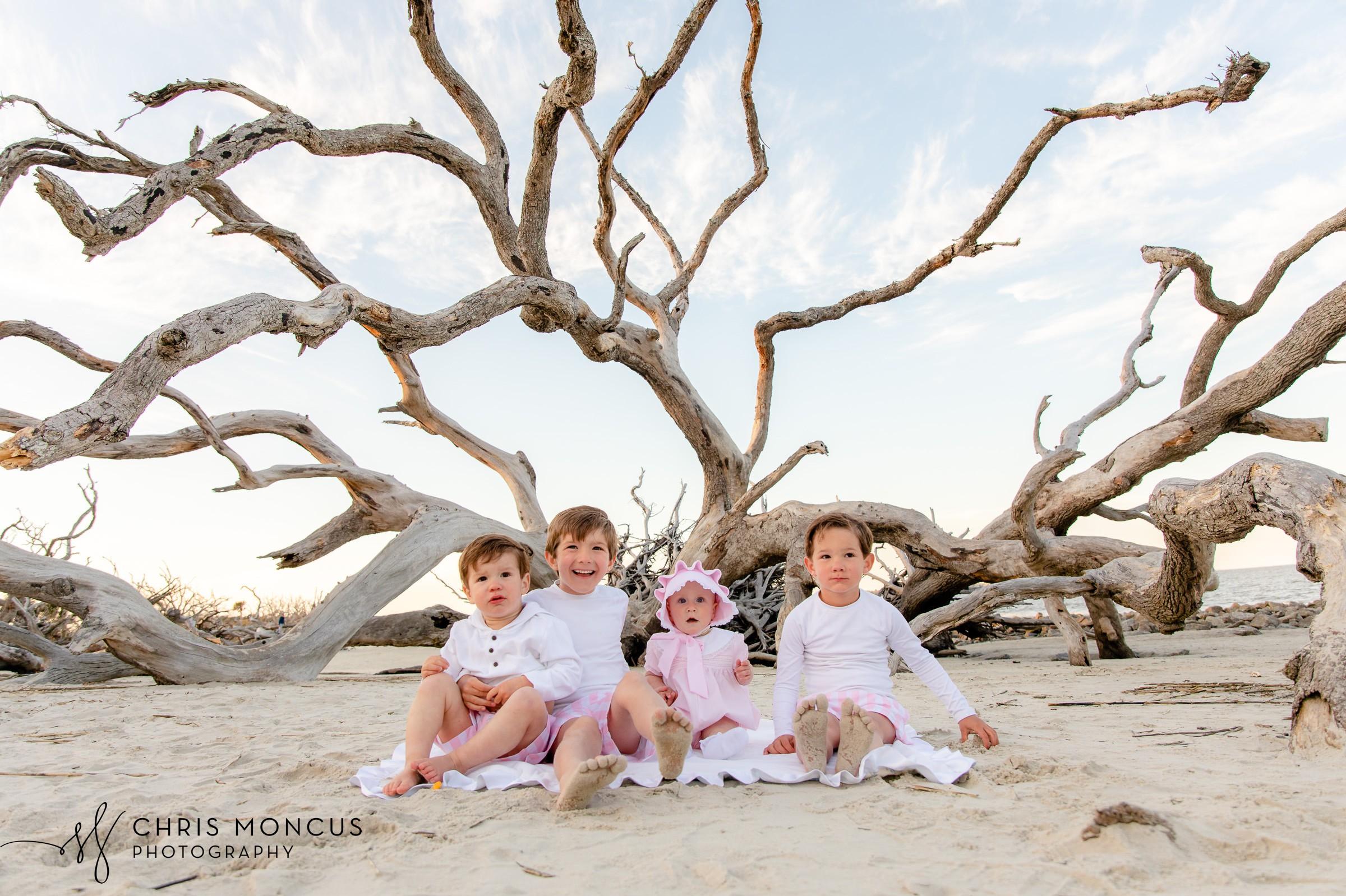 Driftwood Beach Photographer